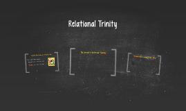 Relational Trinity