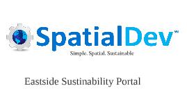 Sustainable Eastside Portal