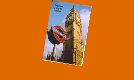 Mavo 2 Organize a trip to London