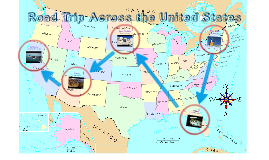 Road Trip Across the United States