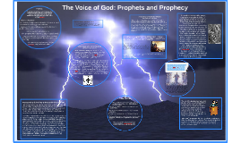 The Voice of God: Prophets and Prophecy