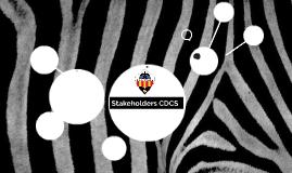 Stakeholders CDCS