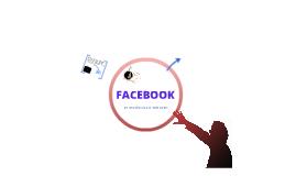 Trabalho sobre Facebook