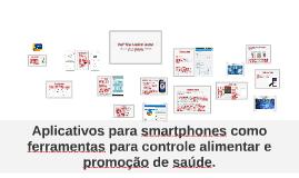 aplicativos para smartphones como ferramentas para controle
