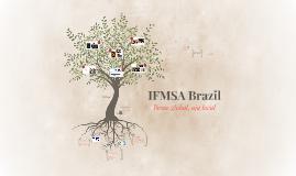 Copy of Recepção dos calouros - IFMSA Brazil UFRN