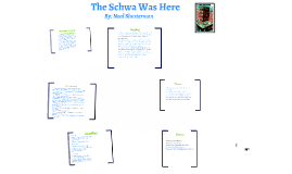 Copy of The Schwa Was Here