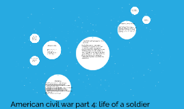 American civil war part 4 life of a soldier