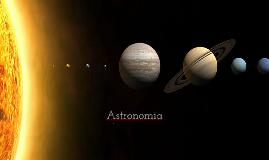 Astronomia 2018 - Apresentação