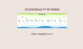Un processus en dix étapes