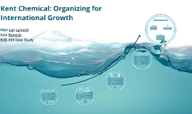 kent chemical organizing for international growth Kent chemical: organizing for international growth case solution,kent chemical: organizing for international growth case analysis, kent chemical: organizing for international growth case study solution, in july 2008, luis morales, the leader of kent chemical international, proposed a third re-organization effort after two unsuccessful efforts to better arr.
