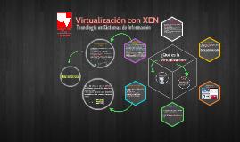 Copy of Virtualización con XEN