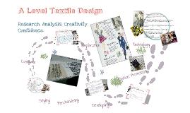 Copy of A Level Textile Design