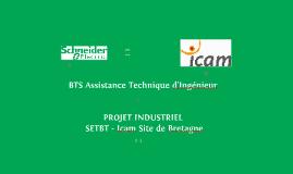 BTS ATI Projet Industriel
