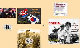 GUERRA DA COREIA-ATUALIDADE