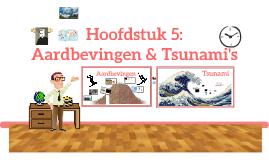 RSC: Geologie 5 Aardbevingen & Tsunami's
