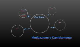 Motivazione e Cambiamento