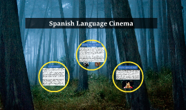 Spanish Language Cinema