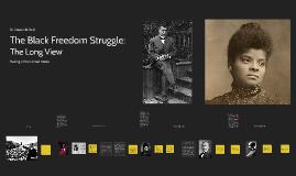 28 - The Black Freedom Struggle