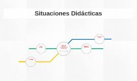Situaciones Didácticas