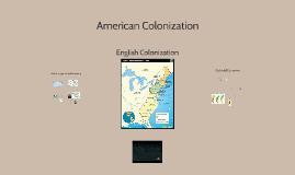 American Colonization
