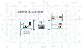 Colt M1911 45ACP