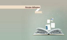 Parejas bilingues