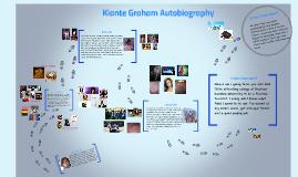 Kiante Graham Autobiography