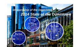 State of the Downtown