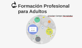 Formación Profesional para Adultos