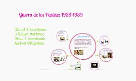 """Copy of """"Guerra de los pasteles"""""""