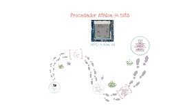 Procesador Athlon 64 Bits