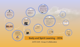 G3: Body and Spirit Learning - 2016