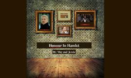 Honour In Hamlet