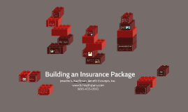 Building an Insurance Package