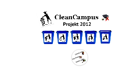 CleanCampus Projekt