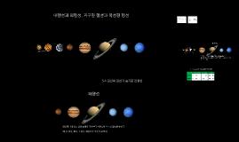 내행성과 외행성 등등