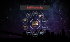 Landfill Earthquakes