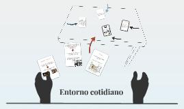 Copy of Entorno cotidiano - diseño de objetos