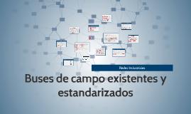 Copy of Buses de campo existentes y estandarizados