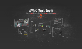 WVWC Men's Tennis