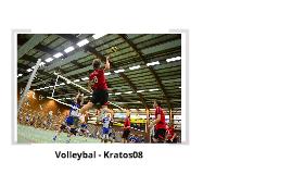 Volleybal - Kratos08