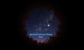 Moon Prezi by Frankie Sixx & Ellie Burns Period 1