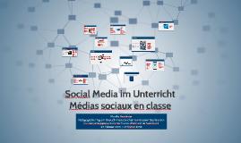 Social Media im Unterricht