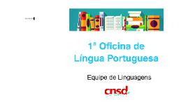 Copy of Oficina de Português - 2016