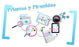 Copy of Prismas y piramides