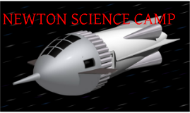 Newton Science Camp