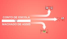 CONTO DE ESCOLA - MACHADO DE ASSIS