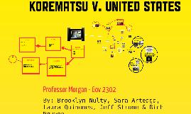 Korematsu v. United States by laura quinones on Prezi