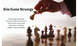 Copy of MKTG 3118 - Sim Game Strategy