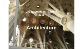 Teach In 2016 - Architeture